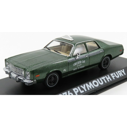 """Plymouth Fury Taxi """"Beverly Hills Cop"""" (1976)"""