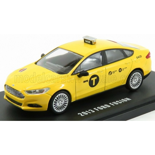 Ford Fusion II NYC Taxi (2013)