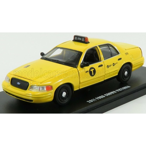 Ford Crown Victoria N.Y. Taxi (2011)
