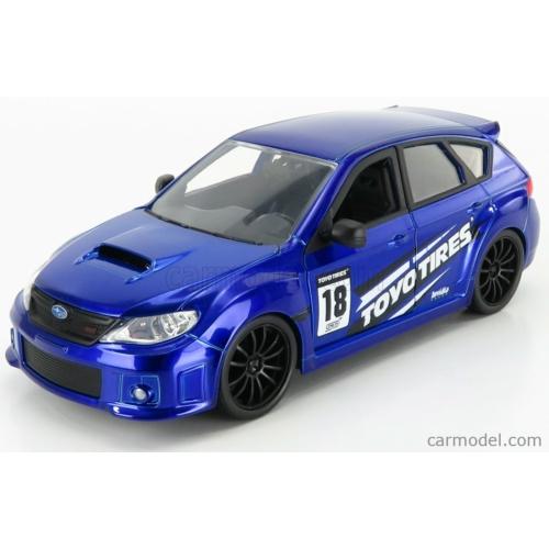 Subaru Impreza WRX STi (2012)