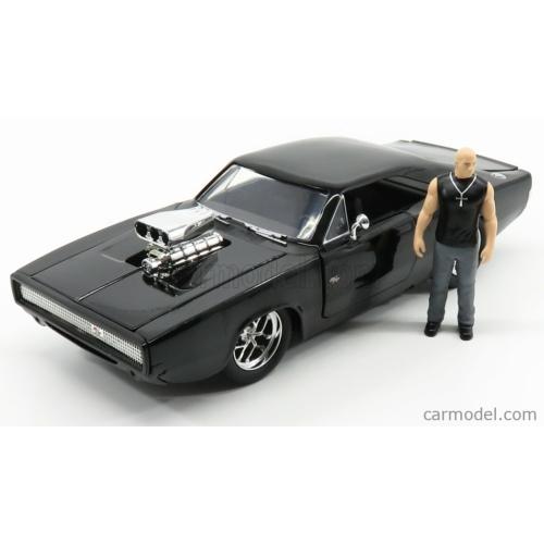 Dodge Charger R/T Toretto figurával (1970)