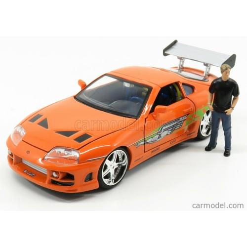 Toyota Supra MkIV - F&F I. - Brian figurával (1995)