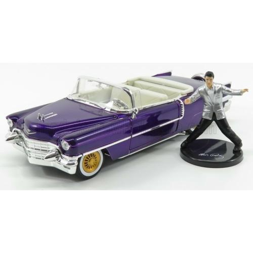 Cadillac Eldorado - Elvis Presley figurával (1956)
