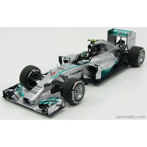Mercedes F1 W05  (N. Rosberg)