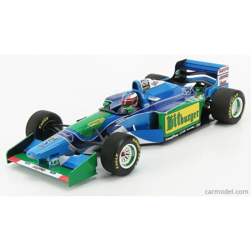 Benetton F1 B194 1994-es világbajnok  (M.Schumacher)