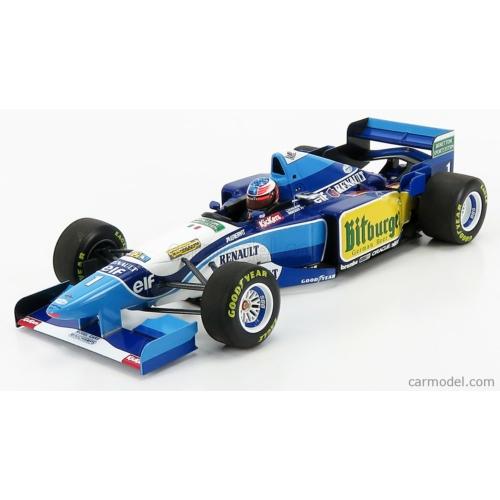 Benetton F1 B195 1995-ös világbajnok  (M.Schumacher)
