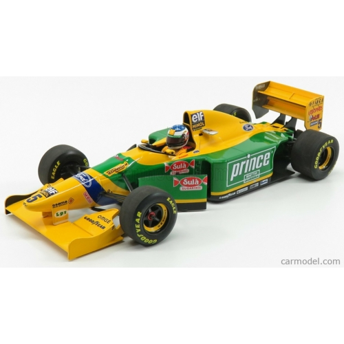 Benetton F1 B193B Monaco Gp  (M.Schumacher)