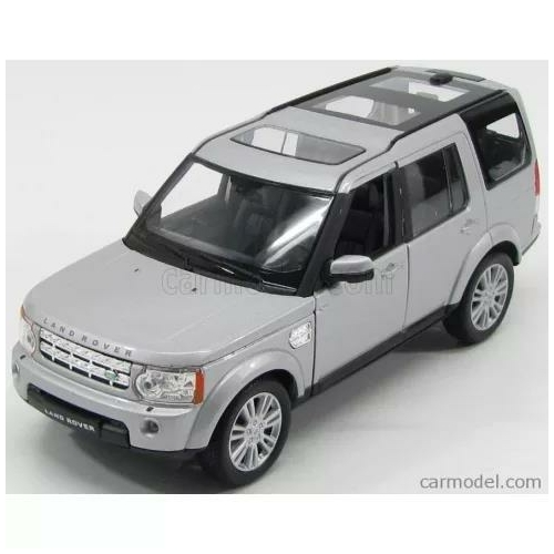 Land Rover Discovery IV (2010)