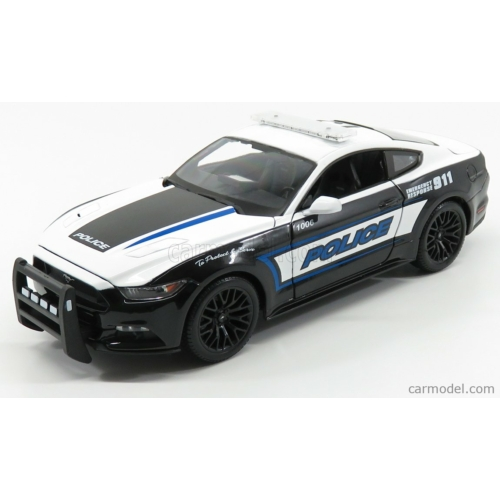 Ford Mustang GT USA Police (2015)