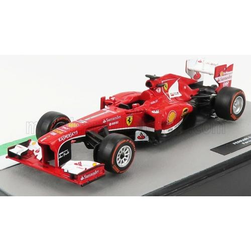 Ferrari F138 No. 3. - Fernando Alonso (2013)