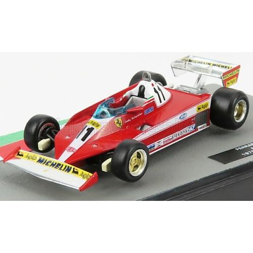 Ferrari 312T3 No. 11. - Jody Scheckter (1979)