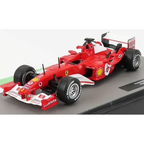 Ferrari F2004 No. 2. - Rubens Barrichello (2004)