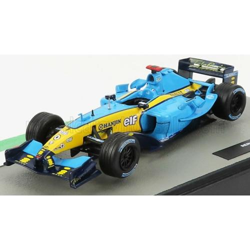 Renault R24 No. 7. - Jarno Trulli (2004)