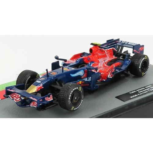 Toro Rosso STR3 No. 15. - Sebastian Vettel (2008)