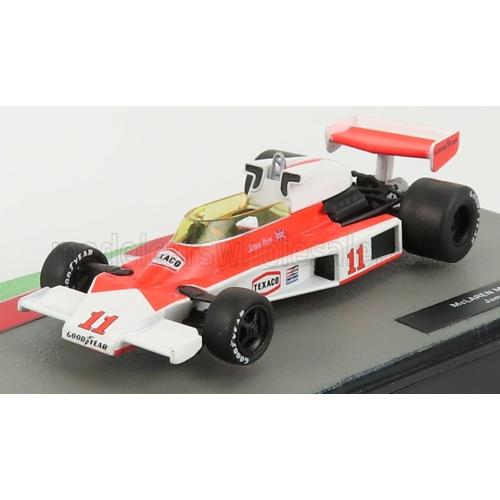 McLaren Ford M23 No. 11. - James Hunt (1976)