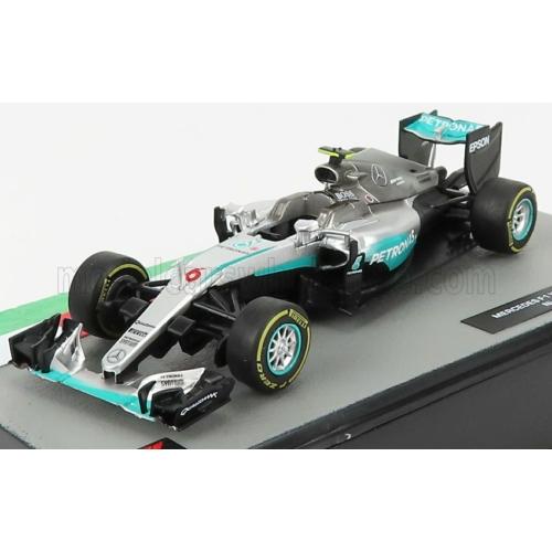 Mercedes GP W07 AMG No. 6. - Nico Rosberg (2016)
