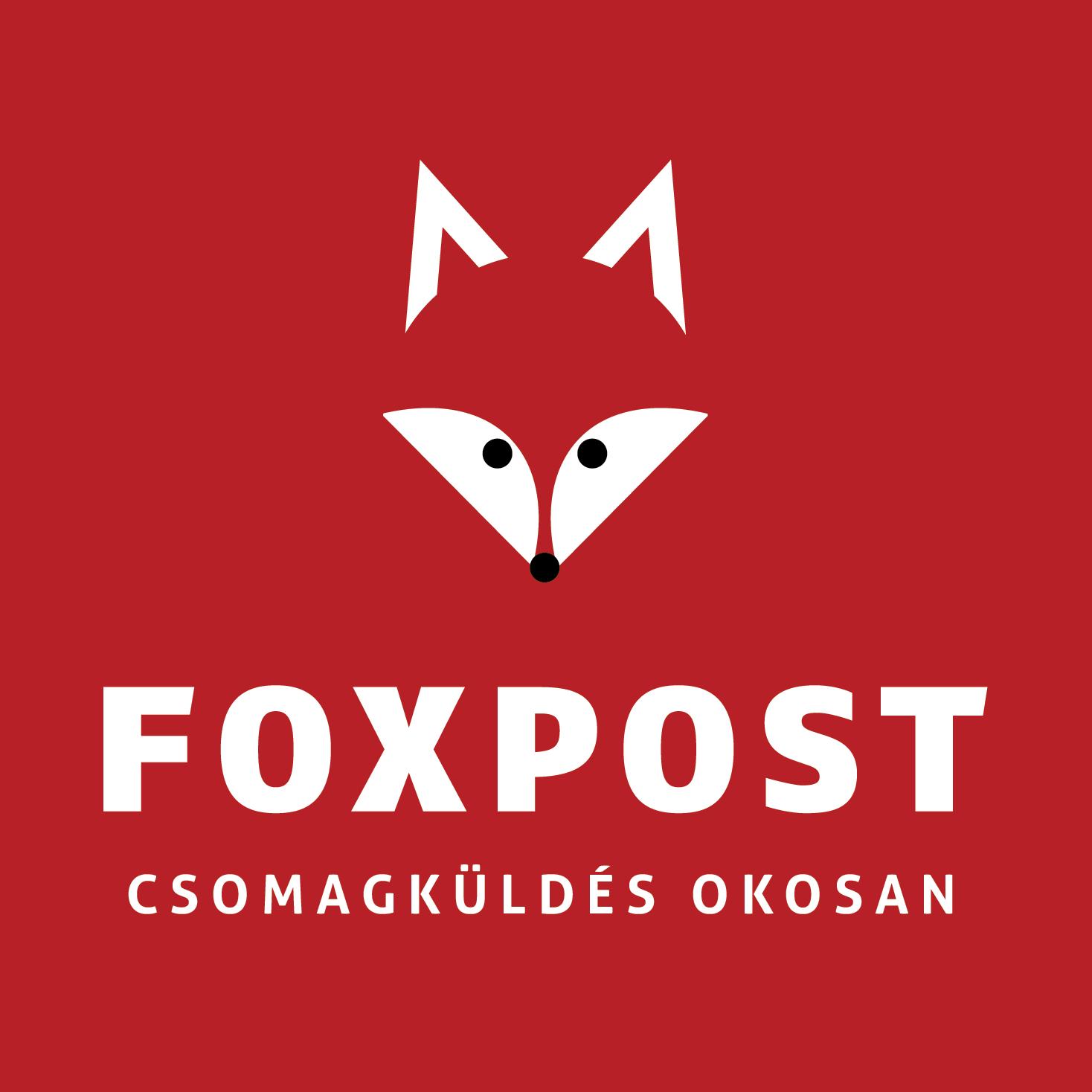 Foxpost csomagautomaták